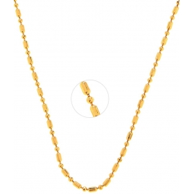 Cylindrical Pretty Women's Chain