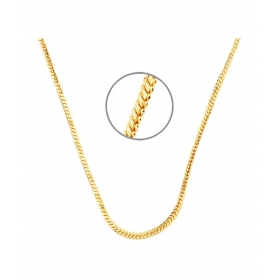 Gold Plated Men's Chain