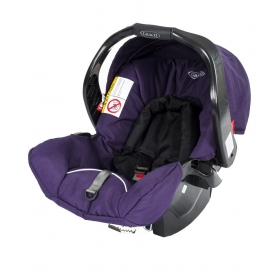 Sky Junior Baby Car Seat - Purple Shadow