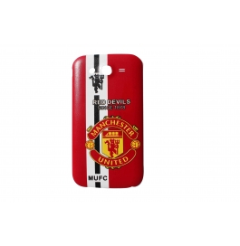 Grand 2 panel red manchester