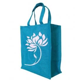 Grean Jute Lunch Bag