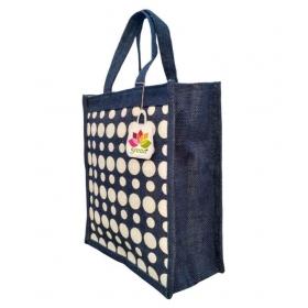 Grean Jute Shopping Bag