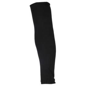 Black Cotton Arm Sleeves