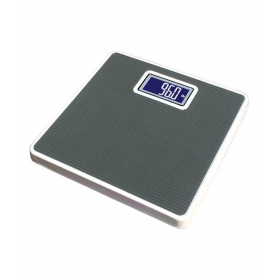 Digital Iron Personal Weighing Scale - Gray