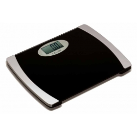 Surface Digital Personal Weighing Scale - Black