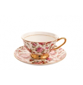 Zars Bone China Tea Sets S03