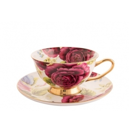 Zars Bone China Tea Sets S04