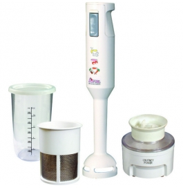 Softel Hand Blender Sleek With Chutney Maker