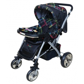 Honey Black Stroller