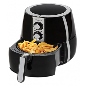 Havells Profile Plus 4-litre 1230-watt Air Fryer (black)