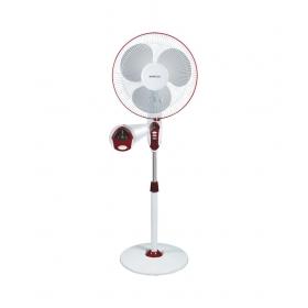 Havells 400 Mm Sprint Led Pedestal Fan Wine/red