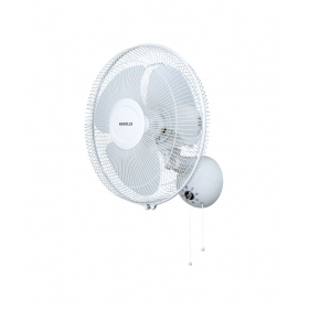 Havells 400 Mm Swing D'zire Wall Fan Light Grey