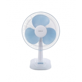 Havells 400 Mm Swing Zx Table Fan L Blue