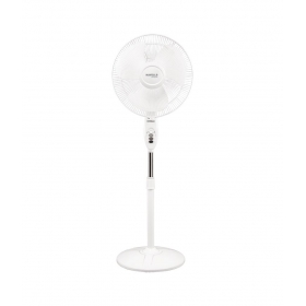 Havells 450 Mm Sprint - 18 High Speed Pedestal Fan White