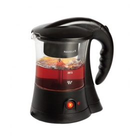 Havells 700 Ml Crystal Coffee Maker & Tea Maker Black