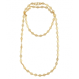 Golden Long Chain For Women