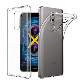 Huawei Honor 6x Soft Silicon Cases Aw Mart - Transparent