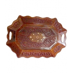 Handicraft Wooden Trays