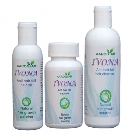 Ivona Anti Hair Fall Kit