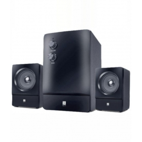 Iball Concord 2.1 Desktop Speakers Black