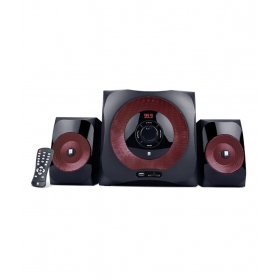 Iball Tarang Red 2.1 Multimedia Speakers