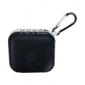 Iball Musi Squarebt6 Bluetooth Speaker - Black