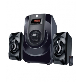Iball Seetara B1 2.1 Multimedia Speakers - Black