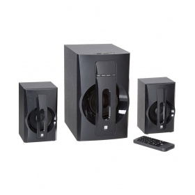 Iball Tarang 2.1 Lion Bt 2.1 Multimedia Speakers Black