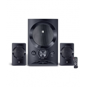 Iball Tarang 2.1 Usb Lion Bt 2.1 2.1 Multimedia Speakers Black