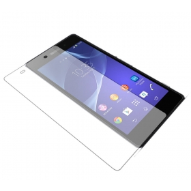 Imago Premium Quality Origional 0.3 Mm  Tempered Glass Toughen Glass Pro Hd+ Screen Protector For Xp Sony Xperia Z2
