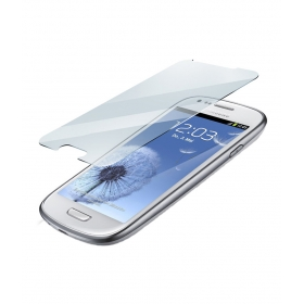 Imago Premium Quality Origional 0.3 Mm  Tempered Glass Toughen Glass Pro Hd+ Screen Protector For Samsung Galaxy S3