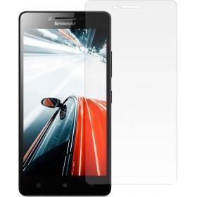 Imago Premium Quality Origional 0.3 Mm  Tempered Glass Toughen Glass Pro Hd+ Screen Protector For Lenovo A7700 For Lenovo A7600