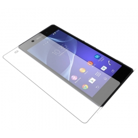 Imago Premium Quality Origional 0.3 Mm  Tempered Glass Toughen Glass Pro Hd+ Screen Protector For Xp Sony Xperia T2