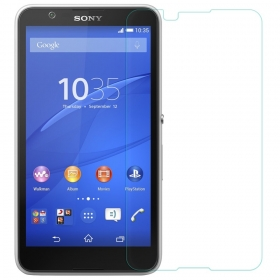 Imago Premium Quality Origional 0.3 Mm  Tempered Glass Toughen Glass Pro Hd+ Screen Protector For Xp Sony Xperia E4