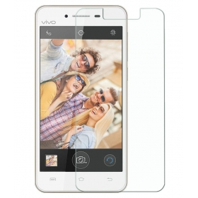 Imago Premium Quality Origional 0.3 Mm  Tempered Glass Toughen Glass Pro Hd+ Screen Protector For Vivo V1