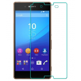 Imago Premium Quality Origional 0.3 Mm  Tempered Glass Toughen Glass Pro Hd+ Screen Protector For Xp Sony Xperia Z3 Plus