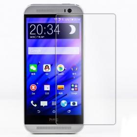 Imago Premium Quality Origional 0.3 Mm  Tempered Glass Toughen Glass Pro Hd+ Screen Protector For Htc M8