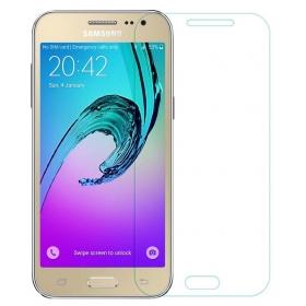 Imago Premium Quality Origional 0.3 Mm  Tempered Glass Toughen Glass Pro Hd+ Screen Protector For Samsung Galaxy J2