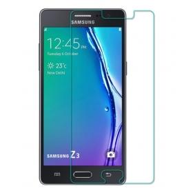Imago Premium Quality Origional 0.3 Mm  Tempered Glass Toughen Glass Pro Hd+ Screen Protector For Samsung Galaxy Z3