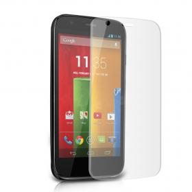 Imago Premium Quality Origional 0.3 Mm  Tempered Glass Toughen Glass Pro Hd+ Screen Protector For Motorola Moto G
