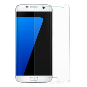 Imago Premium Quality Origional 0.3 Mm  Tempered Glass Toughen Glass Pro Hd+ Screen Protector For Samsung Galaxy S7