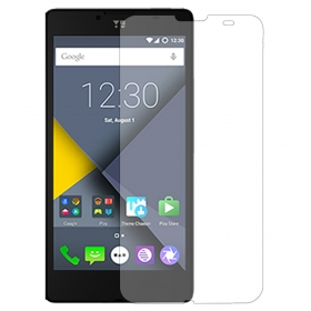 Imago Premium Quality Origional 0.3 Mm  Tempered Glass Toughen Glass Pro Hd+ Screen Protector For Micromax Yuforyou
