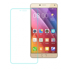 Imago Premium Quality Origional 0.3 Mm  Tempered Glass Toughen Glass Pro Hd+ Screen Protector For Gionee M5plus