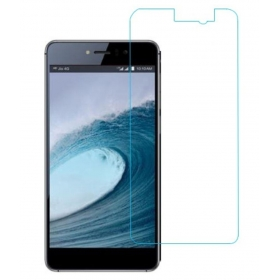 Imago Premium Quality Origional 0.3 Mm  Tempered Glass Toughen Glass Pro Hd+ Screen Protector For Lyf Water7