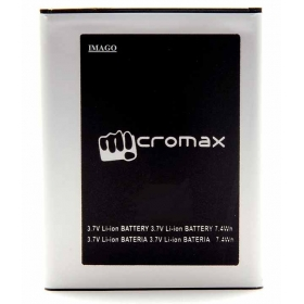 Imago Battery For Micromax A120 2000mah