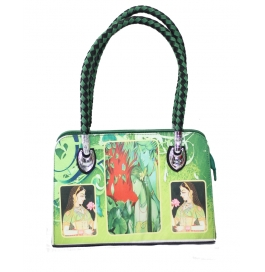 Women's Shoulder Bag Green