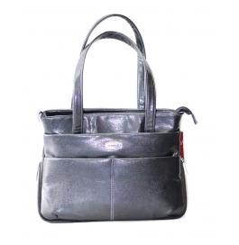 Falunt Ladies Shoulder Bag Black