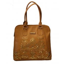 Edmoda Ladies Shoulder Bag ( Cream )