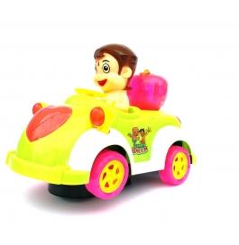 Chhota Bheem Car With Music