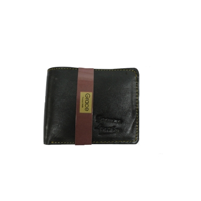 New Fashion Genuine Leather  Men Wallet